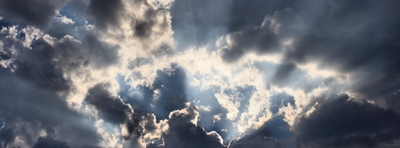 FaceBook Timeline Cover Sky with Sun