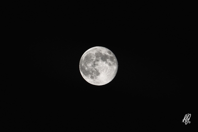 Super Moon 2013 Background.