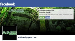 AMDwallpapers on Facebook